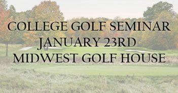College Golf Seminar