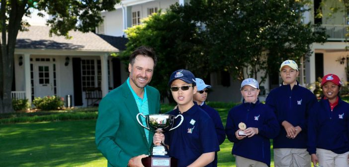 Kim takes Boys 10-11 Division at Drive, Chip & Putt