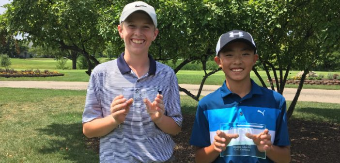 RESULTS: YDP 18 Hole Event #17 at Glendale Lakes