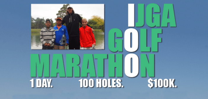 Only 10 Days Left To Donate to the Golf Marathon! Click Here To Donate Now