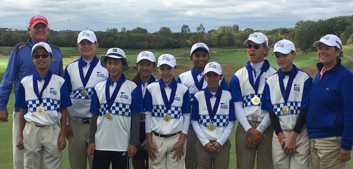 Illinois Team Advances to the PGA Junior League Golf Championship