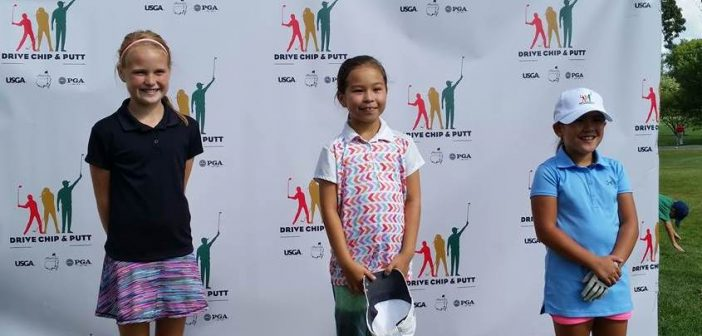 Two IJGA Members Qualify for the 2017 Drive, Chip & Putt Championship
